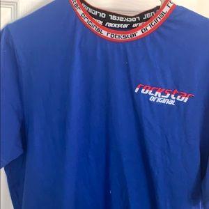 Rockstar T shirt men's size XL like new